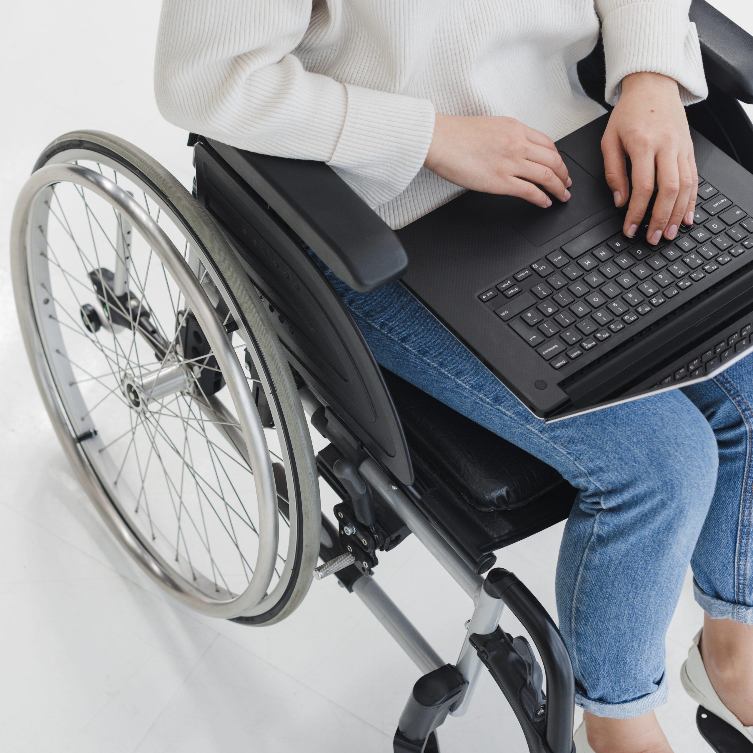 discapacidad en el trabajo