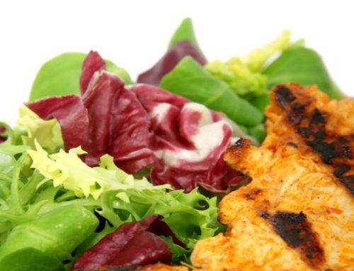 Alimentación y Úlceras de Presión