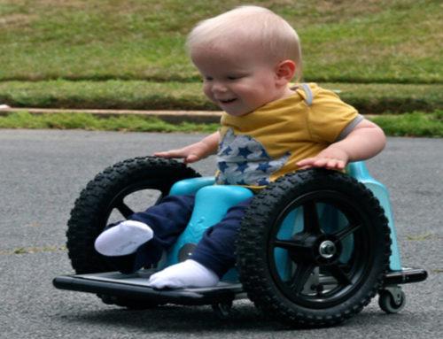 La primera silla de ruedas ZipZac